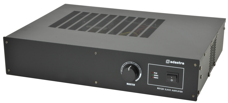 Adastra RS120 120W 100V Slave Amplifier 953.120UK