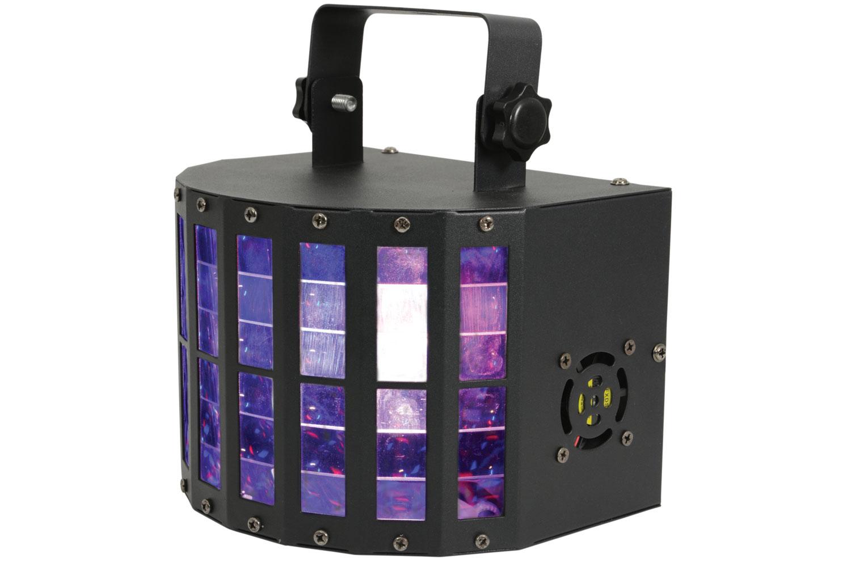 qtxlight LED Derby 9 Light Effect 151.605UK