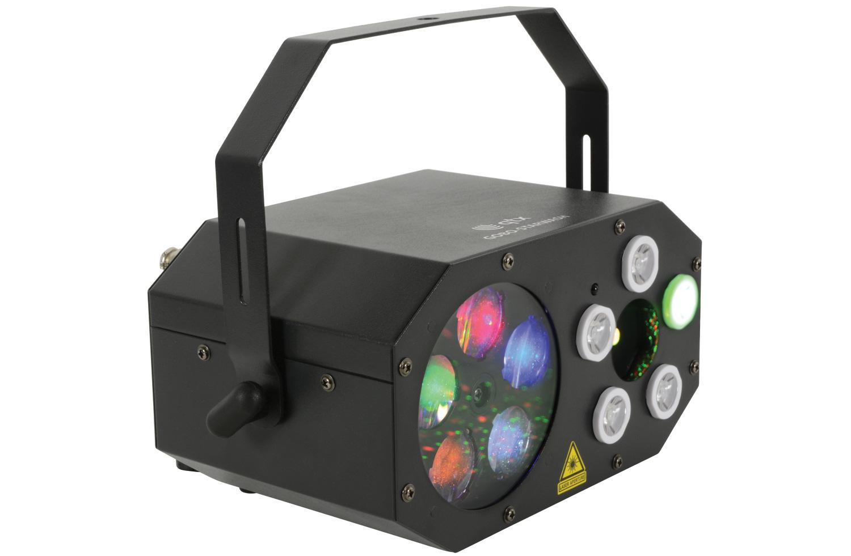 qtxlight Gobo Starwash Mult Light Effect 151.606UK