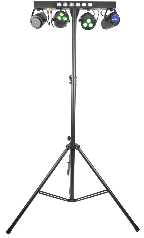 QTX Stage Bar PAR/Fireball/Laser/UV Set 151.553UK