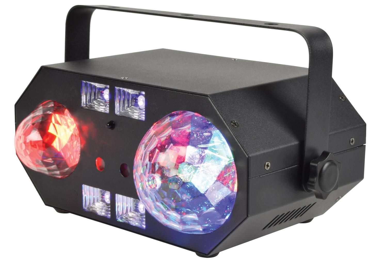 QTX Tetra Moonflower/Ripple/Strobe/UV/Laser 151.608UK