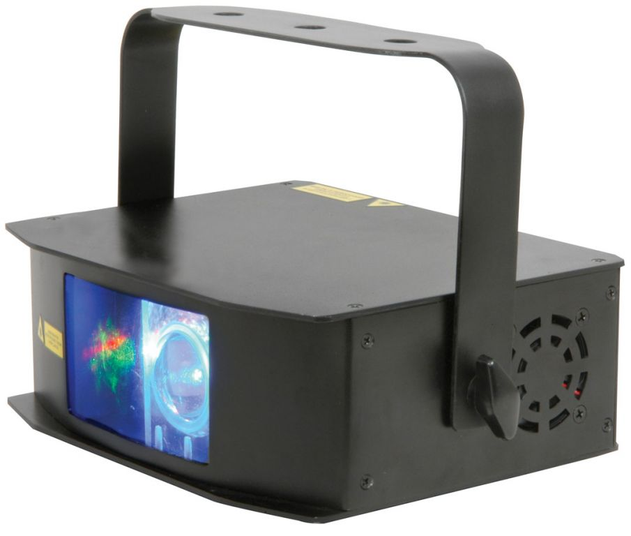 OPEN BOX QTX Light Laser Light Effect LS-Plasma 152.745