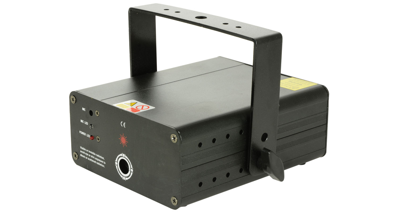 QTX Fractal-250 RGB Pattern Laser 152.764UK