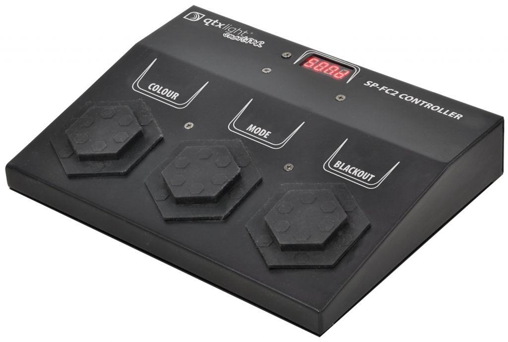 QTX SP-FC2 FOOT/DESKTOP CONTROLLER 153.791UK