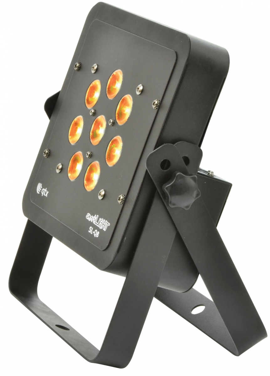 QTX SL-Q8 100W Smart LIGHT PAR CAN 154.009UK