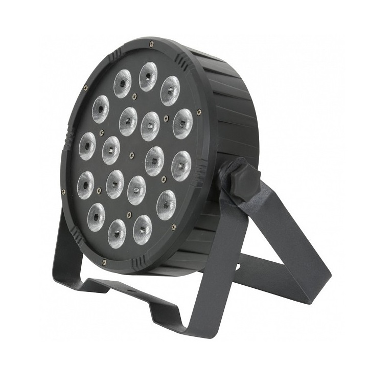 QTX PAR100 3-in-1 LED Plastic PAR Can 154.031UK