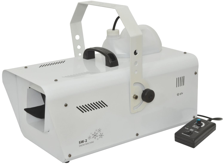 QTX SW-2 Snow Machine 1200W 160.565UK