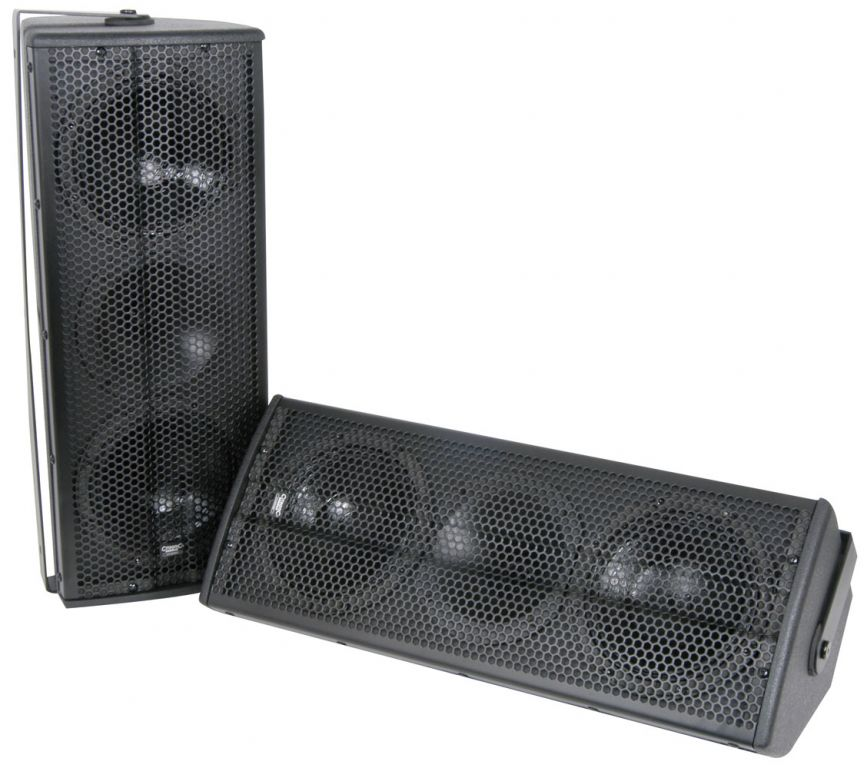 Citronic CX-1608 2x6'' Passive Speakers 160W 170.356UK (pair)