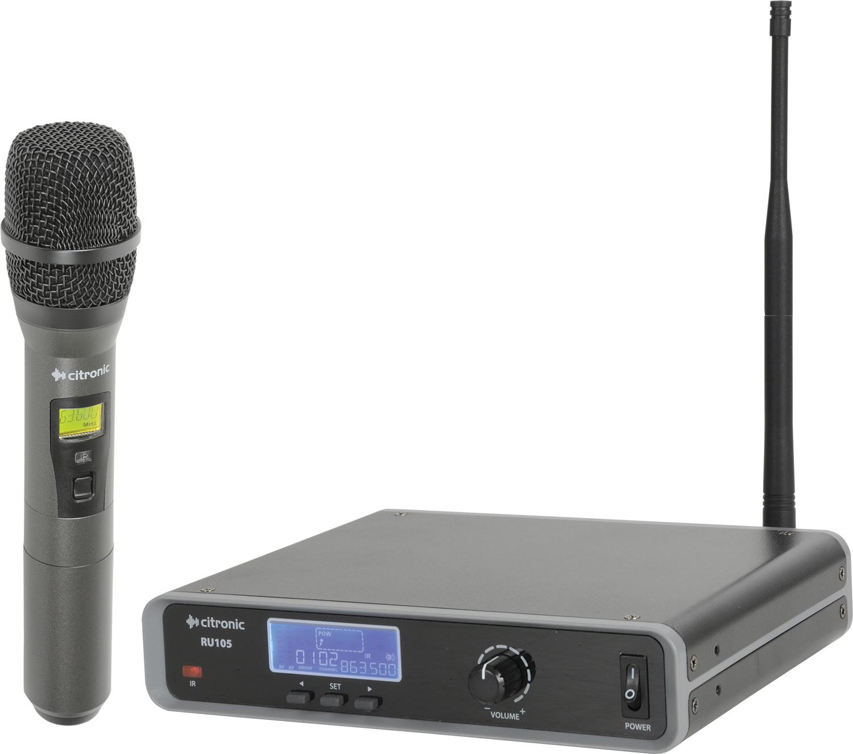 Citronic RU105-H Multi-UHF Handheld 171.972UK