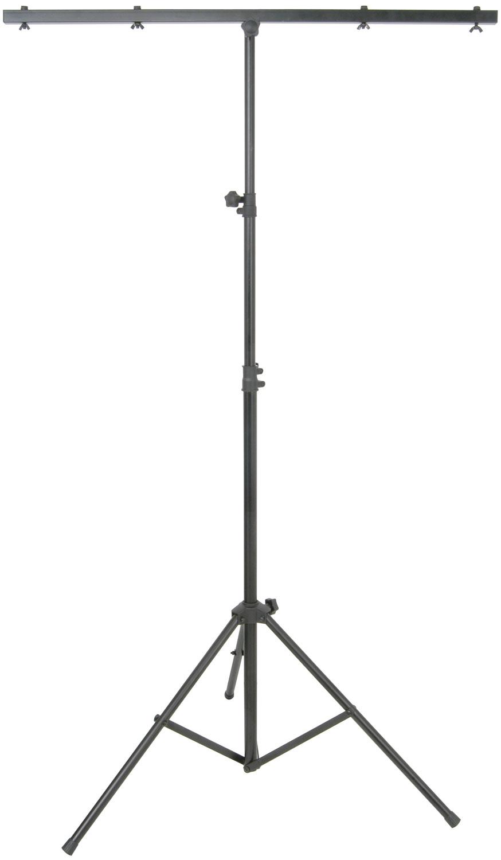qtx Lightweight Lighting Stand T-bar 2.5m 180.627