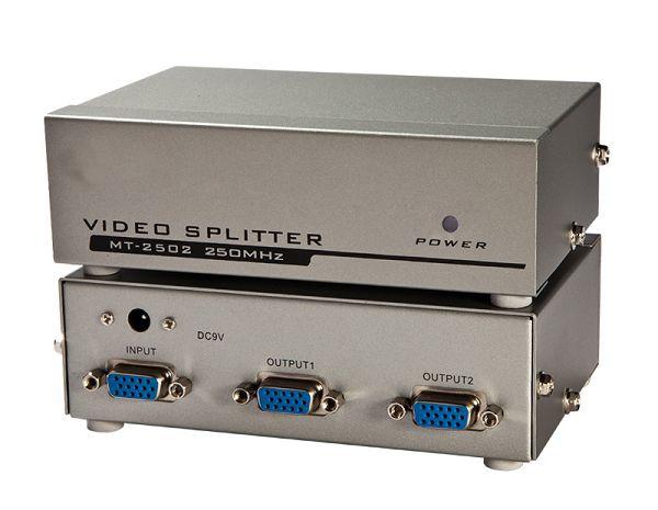 DigitMX DMX-VGAS12B VGA Splitter 1x2 250MHz