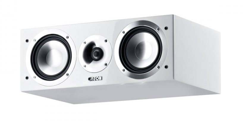 OPEN BOX Canton Chrono 505.2 Center White Speaker