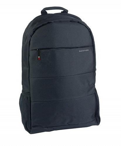 Promate Alpha-BP 15.6'' Laptop Bag Black