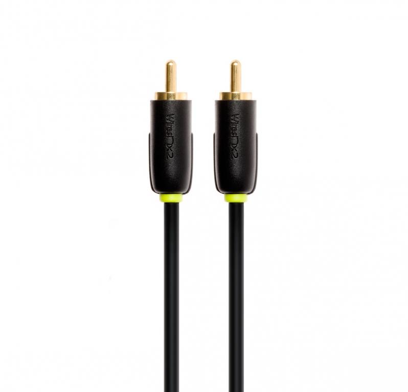 Techlink WiresNX2 RCA to RCA 1.5m 710050