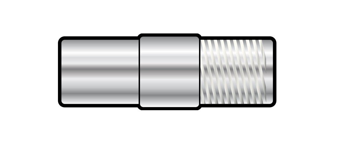 AV:link F-Connector Female to RF Male 775.421UK
