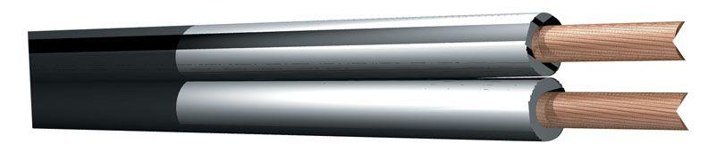 Mercury Copper/CCA Speaker Cable 2 x 2.5mm 100m 801.696UK