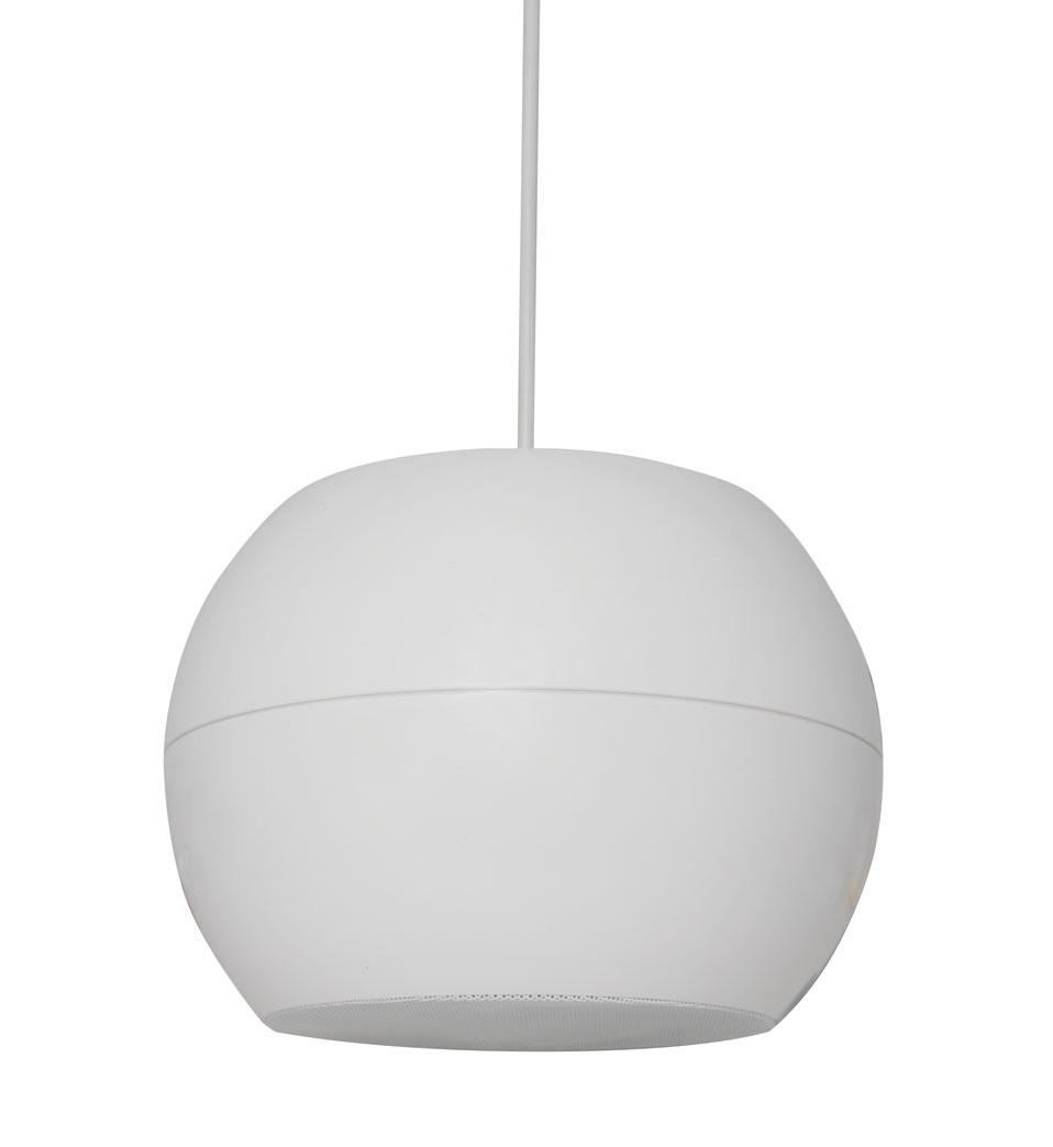 Adastra PS50-W 5'' Pendant Speakers 952.426UK White