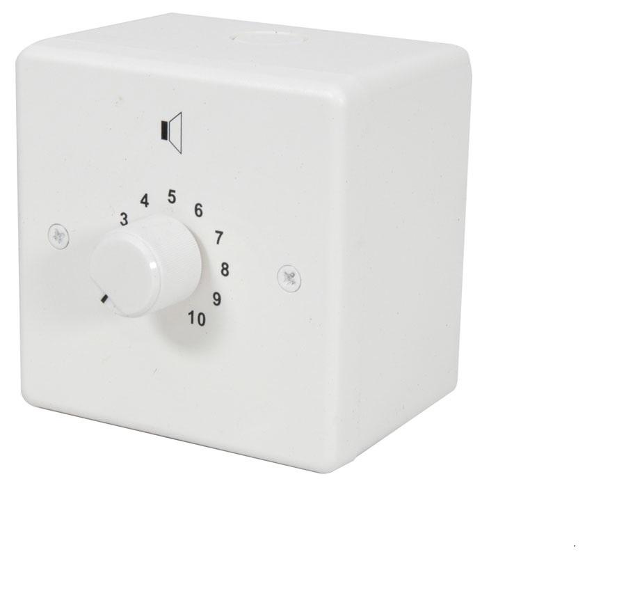 Adastra Volume Control 100V 12W 952.461UK