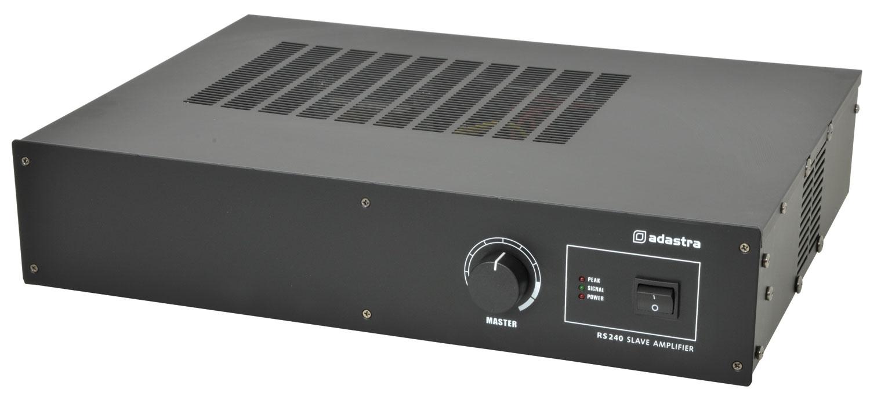 Adastra RS240 240W 100V Slave Amplifier 953.121UK
