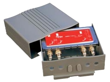 FTE AMC109 LTE Configurable VHF/UHF Mast Amplifier