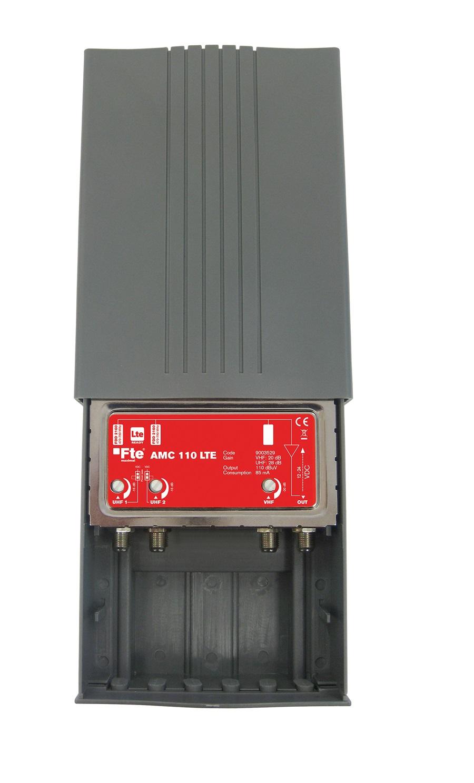 FTE AMC110 LTE Configurable VHF/UHF Mast Amplifier
