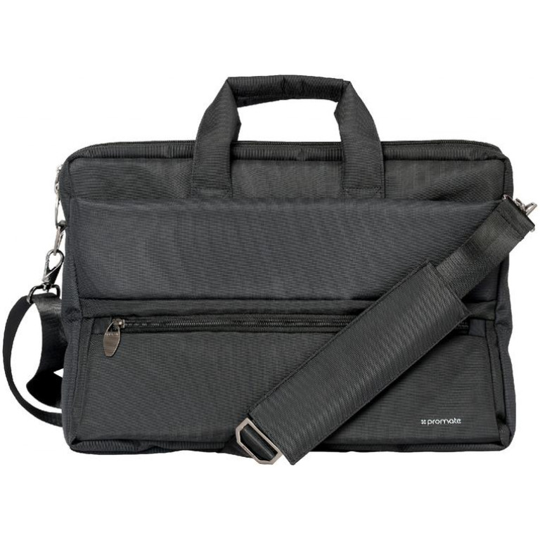 Promate Apollo-MB 15.6'' Laptop Bag Black