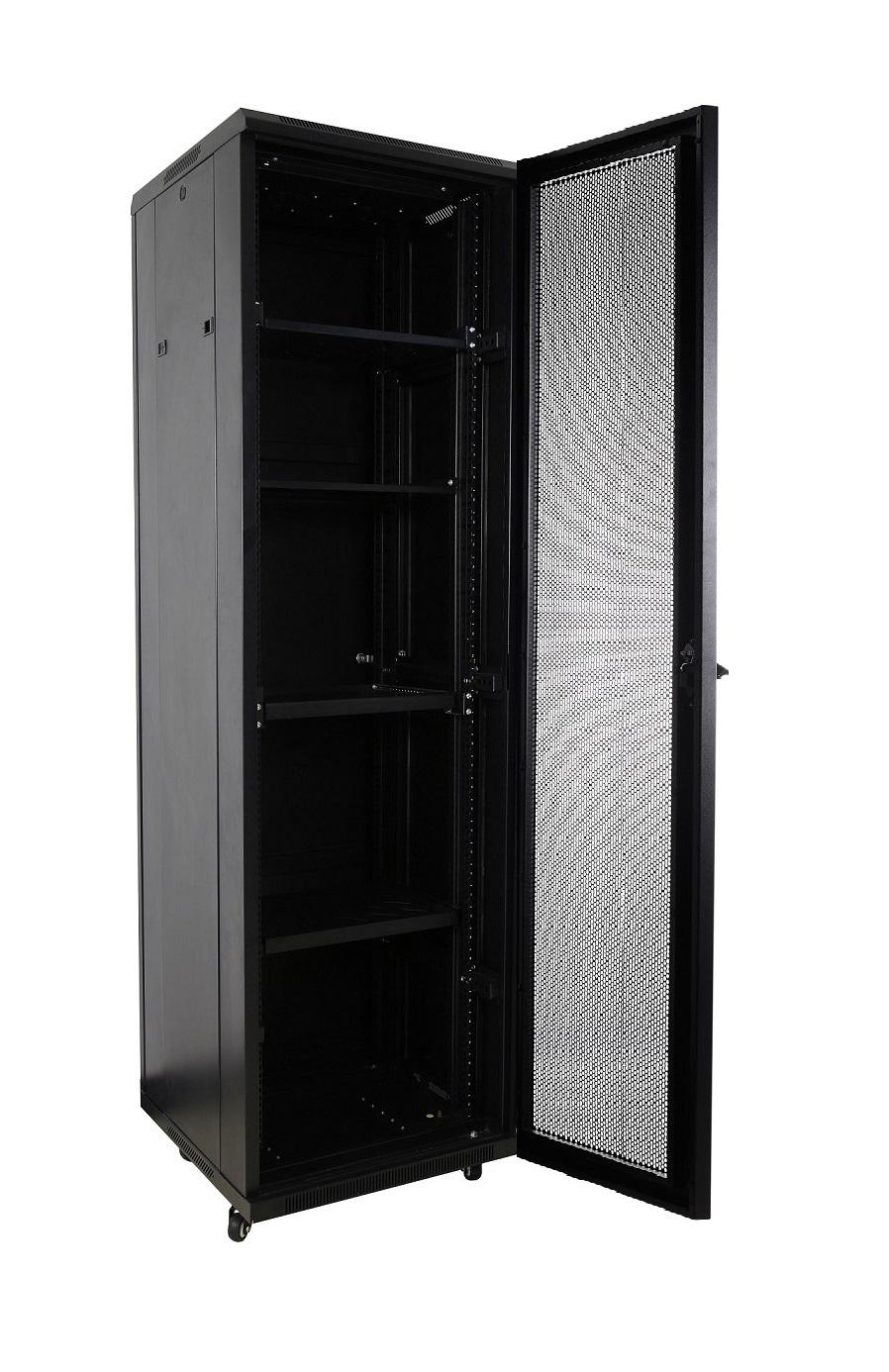 NETPRO NP-C32U100P 19'' 32U 100cm Perforated Door