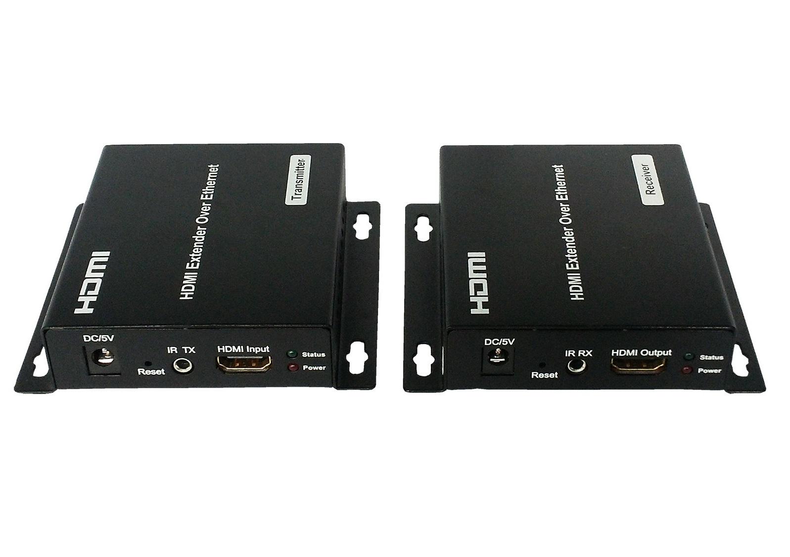 DigitMX DMX-EXTIP1 HDMI Extender over IP 120m with IR (KIT)