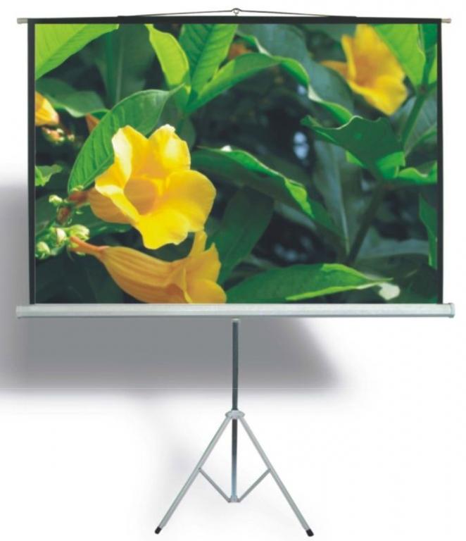 DigitMX DMX-PST100.43 Tripod Projector Screen 4:3 100'' 2.00x1.50