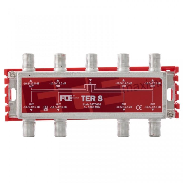 FTE TER8 Splitter 1-8 (5-1000mhz)