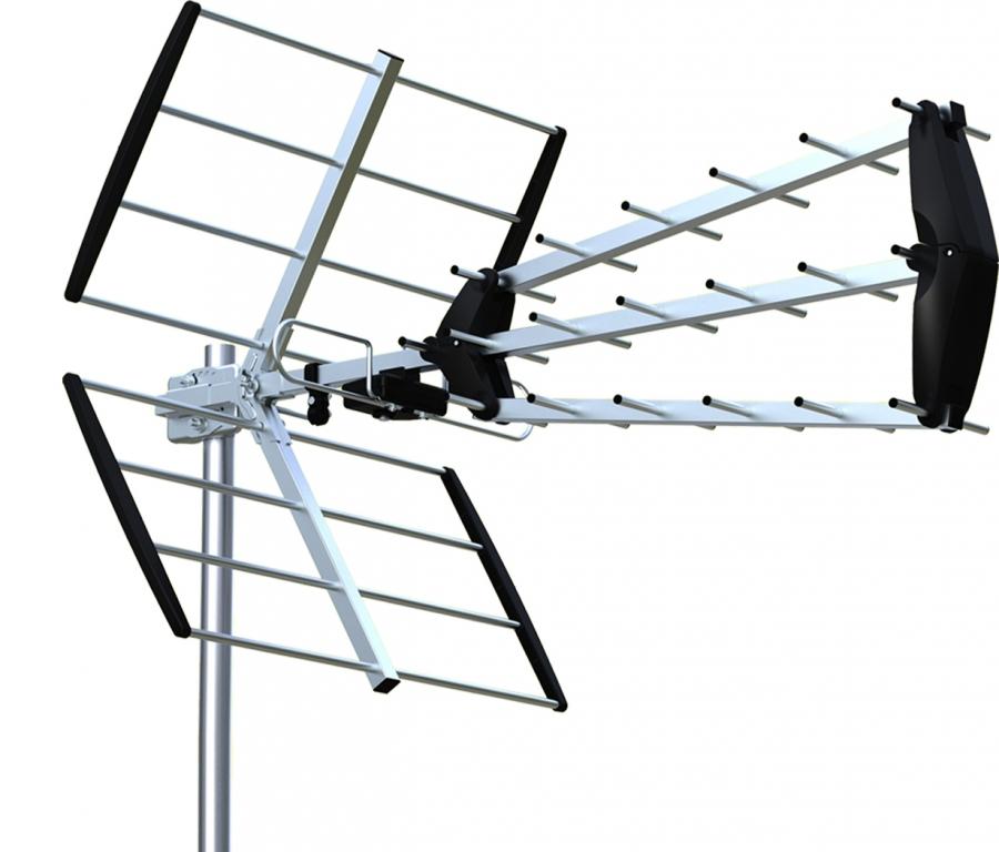 DigitMX DMX-HDA27 Outdoor Antenna 16db gain