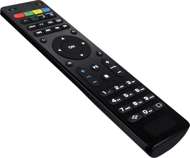 MAG254/322/324 Programmable Remote Control