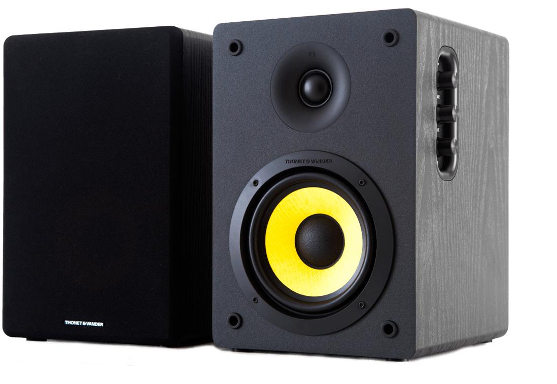 Thonet & Vander Kurbis Bluetooth Speakers 136W MAX