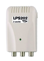 FTE LPS202 12V Power Supply for Mast Amplifiers 2out