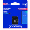 Goodram M1AA 32GB Micro SD card with adapter UHS1 CLASS10
