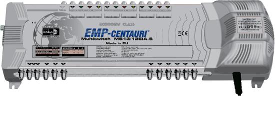 EMP Multiswich ECO Active 13/12 MS13/12EIA-6
