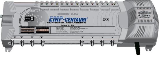 EMP Multiswich ECO Active 17/8 MS17/8EIA-6