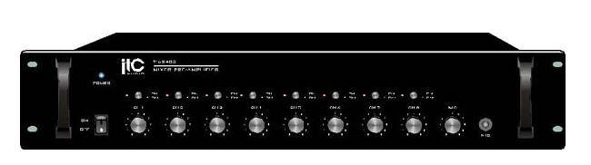 ITC T-6240S 8x8 Stereo Pre Amplifier
