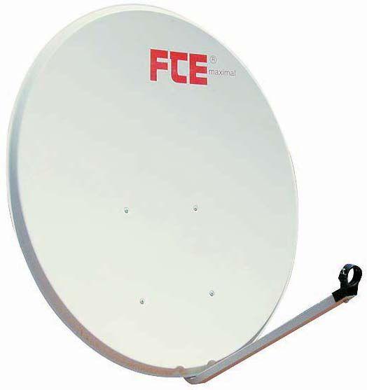 FTE OS100STB 100cm Satellite Dish Premounted Steel