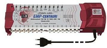 EMP P160CP16 Profiline 13/16 Active Multiswitch