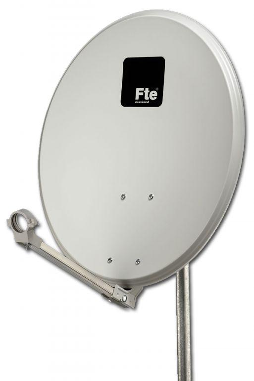 FTE OR80SB 80cm Offset Satellite Dish Steel