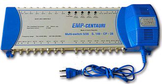 EMP S149CP28 Standard Line 5/28 Active Multiswitch