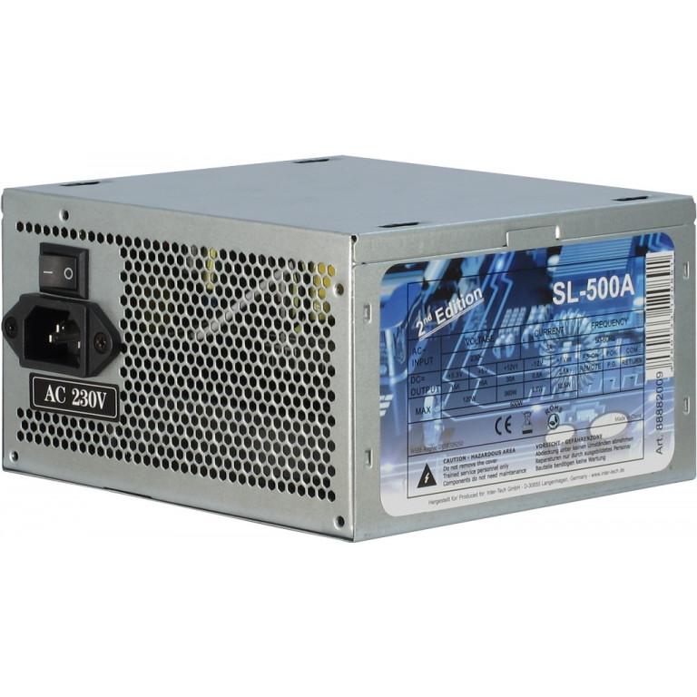 SL-500W(A) ATX Economy PSU