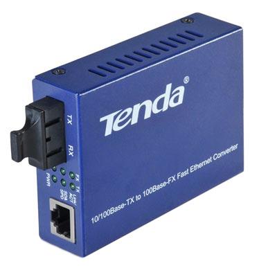 Tenda TER860S Single-mode Fiber Converter 10/100