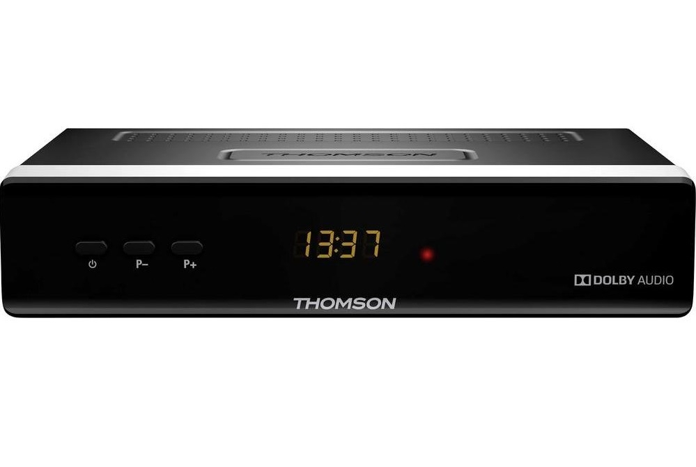 Thomson THS222 DVB-S2 Full HD FTA Receiver