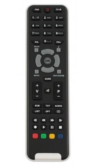 Thomson Remote control for THT501