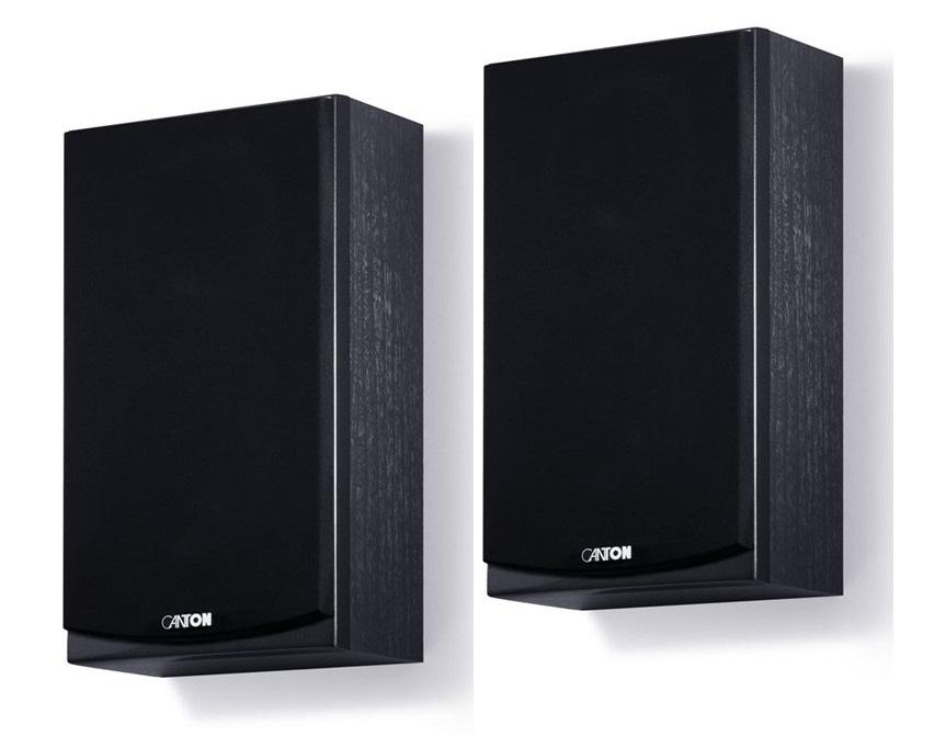 OPEN BOX Canton Chrono 501.2 100W Flat Slim Profile Speakers (pair)