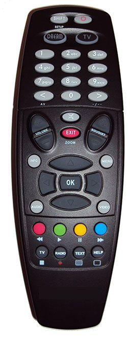 Dreambox Remote Control 600 / 500HD / 800HD / SE