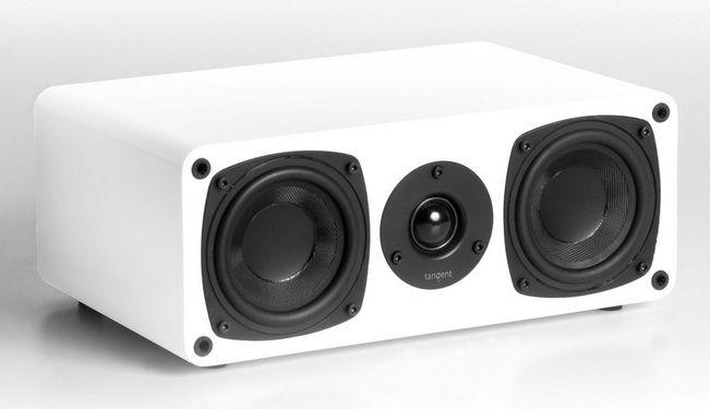 Tangent EVO E24 Centre Speaker White
