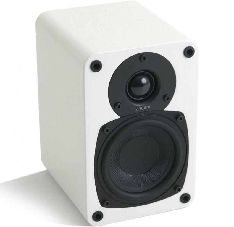 OPEN BOX Tangent EVO E4 4'' HiFi Loudspeaker 100W White